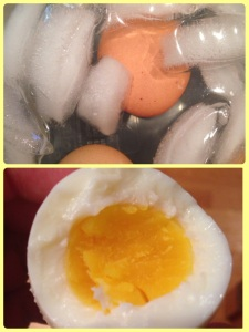 perfecting the hard boiled egg